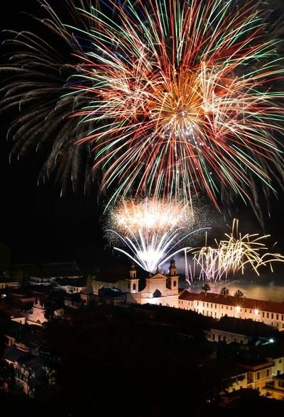Fireworks, Pietra Ligure