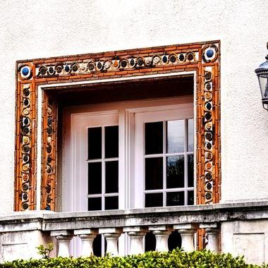 Tiled Doorway NW