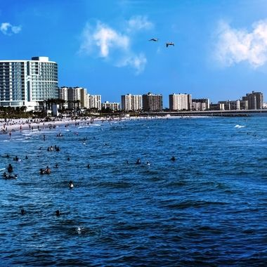 Clearwater Beach NW