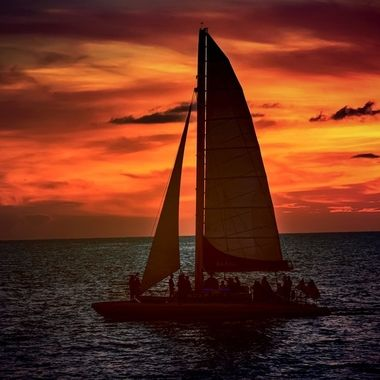 Sailing Takes Me Away NW