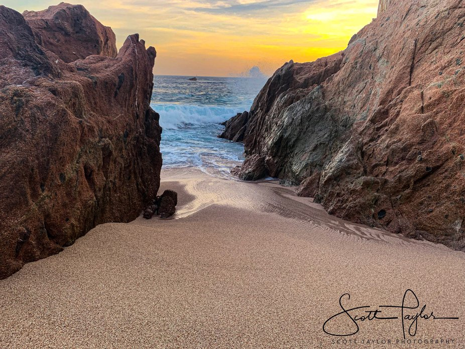 Vacation in Cabo