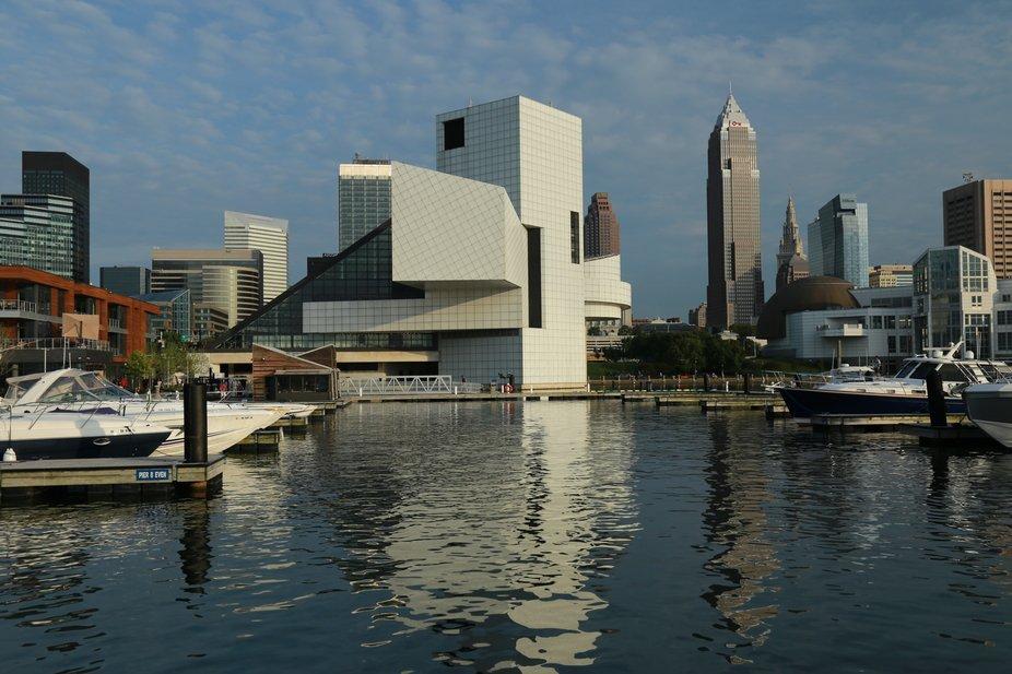 Cleveland Water Lantern Festival 2019 #2