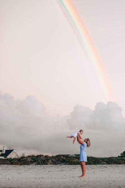 Rainbow Morning