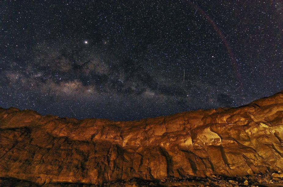 Foto tomada camino a Ayquina en la region de Antofagasta, Desierto de Atacama.