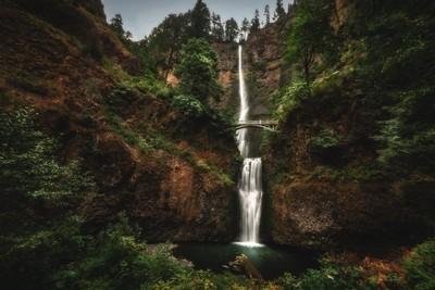Multunomah Falls