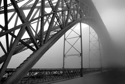 The Dom Luis I Bridge