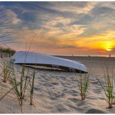 Surf City Sunrise 8-22-19