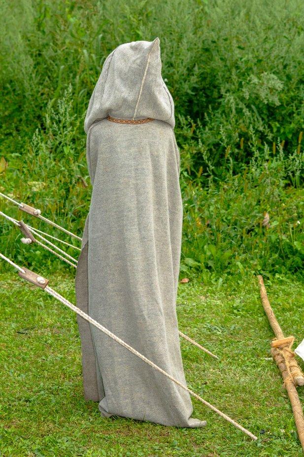 """Dwarf"" in a medieval cape ;-)"