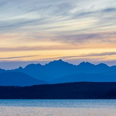 Hood Canal, Washington, USA