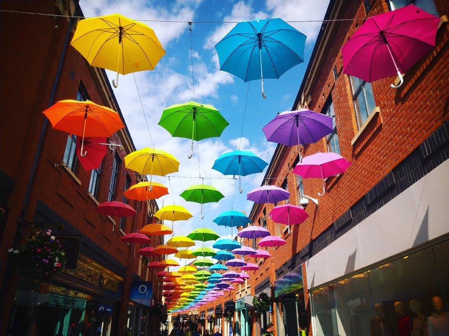 Durham Umbrellas
