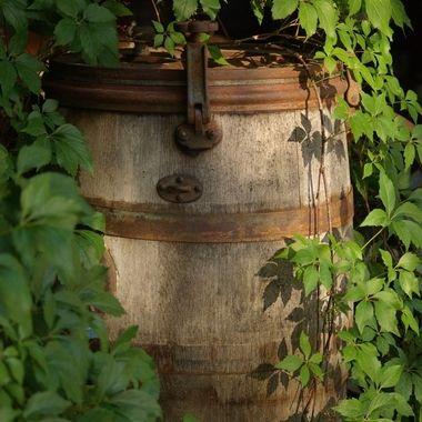 best shot of uses of old beers barrels