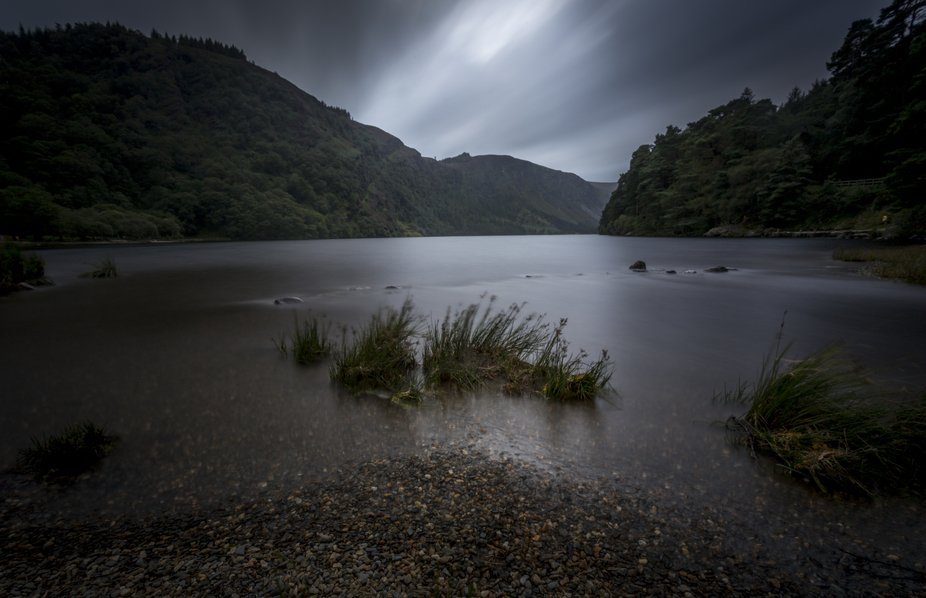 Glendalough Upper Long Exposure