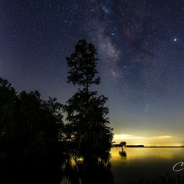 Lake Moultrie Milkyway