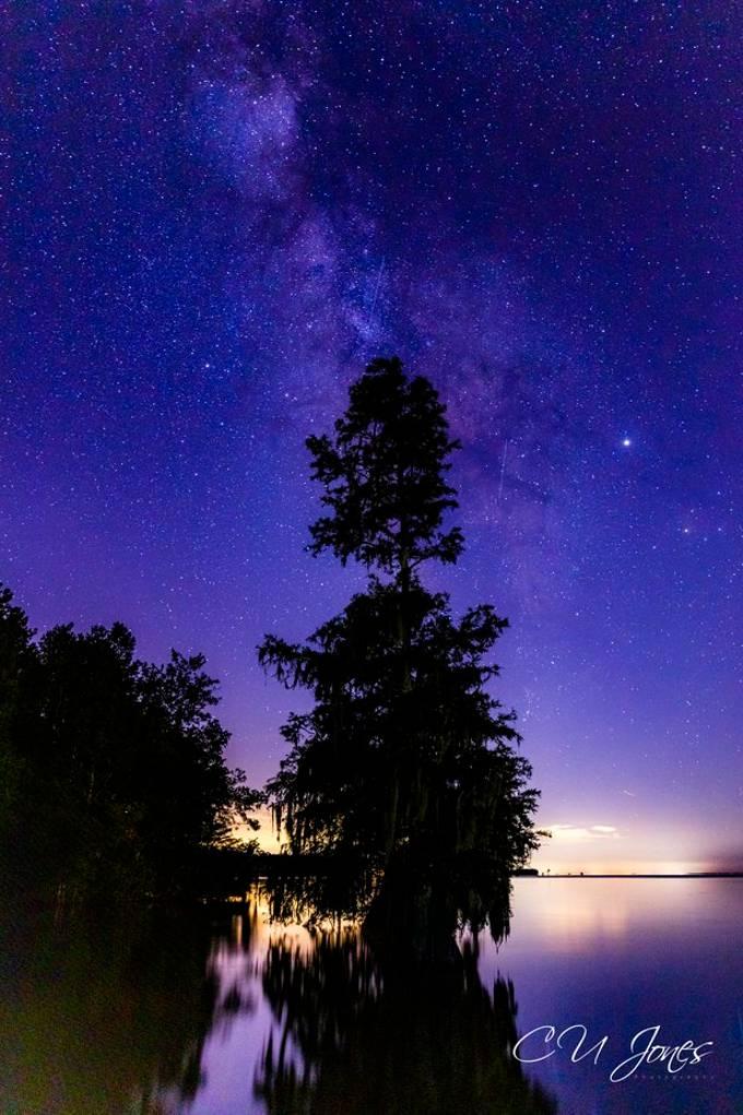 Lake Moultrie Milkyway