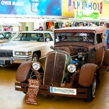 American Car Show in Austria