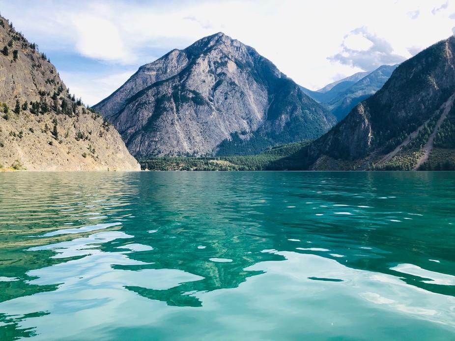 Seton lake b.c.