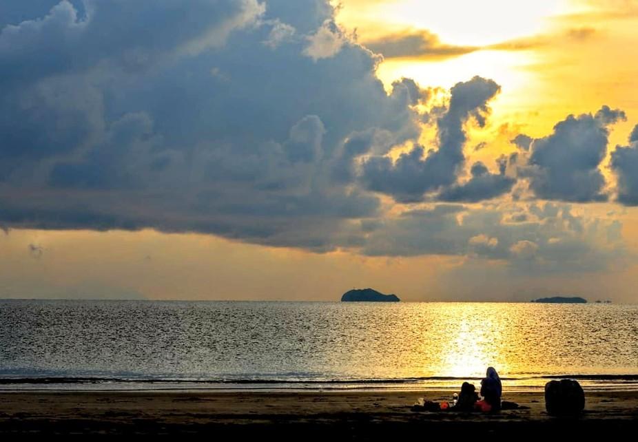 Mersing Papan Beach