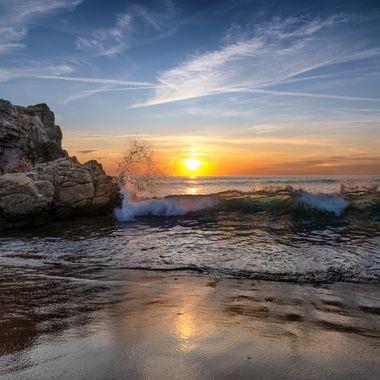 Pointe du Percho / Quiberon - Bretagne #bretagne #quiberon #pointedupercho #landscape #sunset