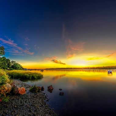 Sunrise at Orleans Cove