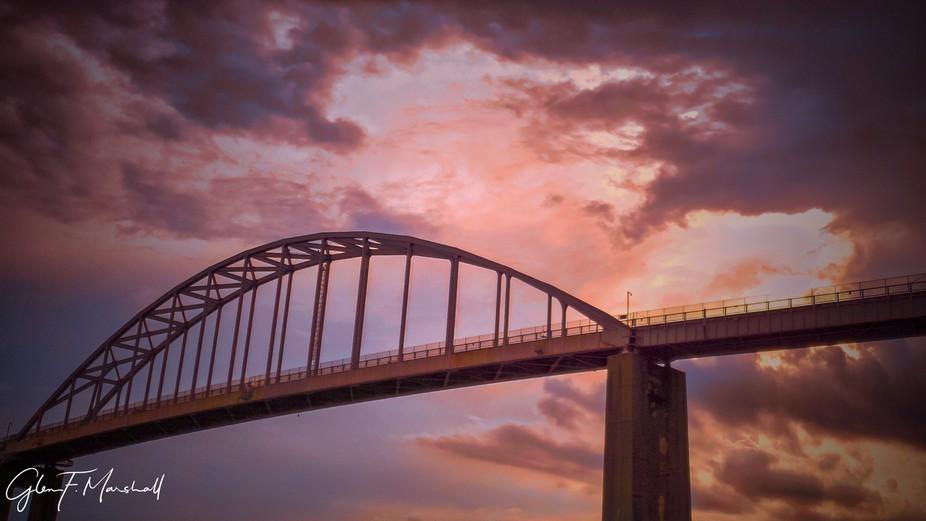 The Chesapeake City Bridge