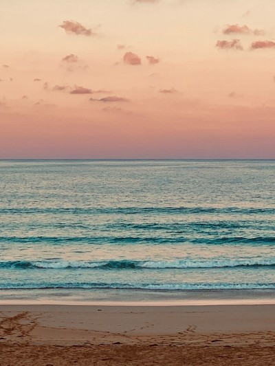 Beach Gradients