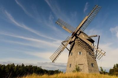 Swedish Windmill