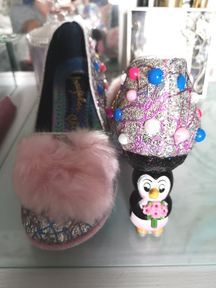 Penguins Irregular Choice shoes