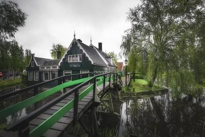 Old House in Zaanse Schans