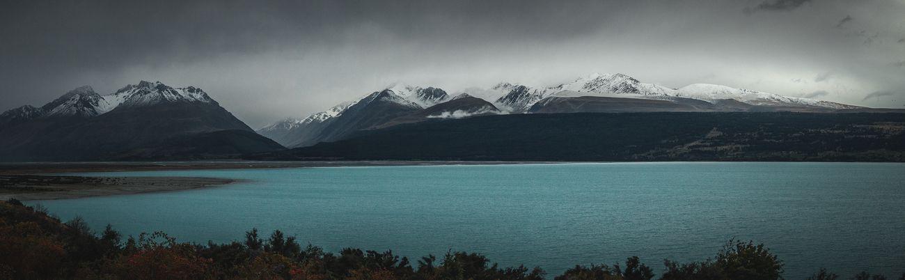 Wide Lake Pukaki