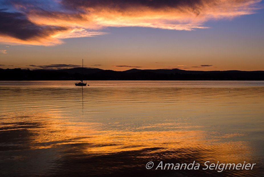 Lake MacQuarie, Newcastle, NSW, Australia