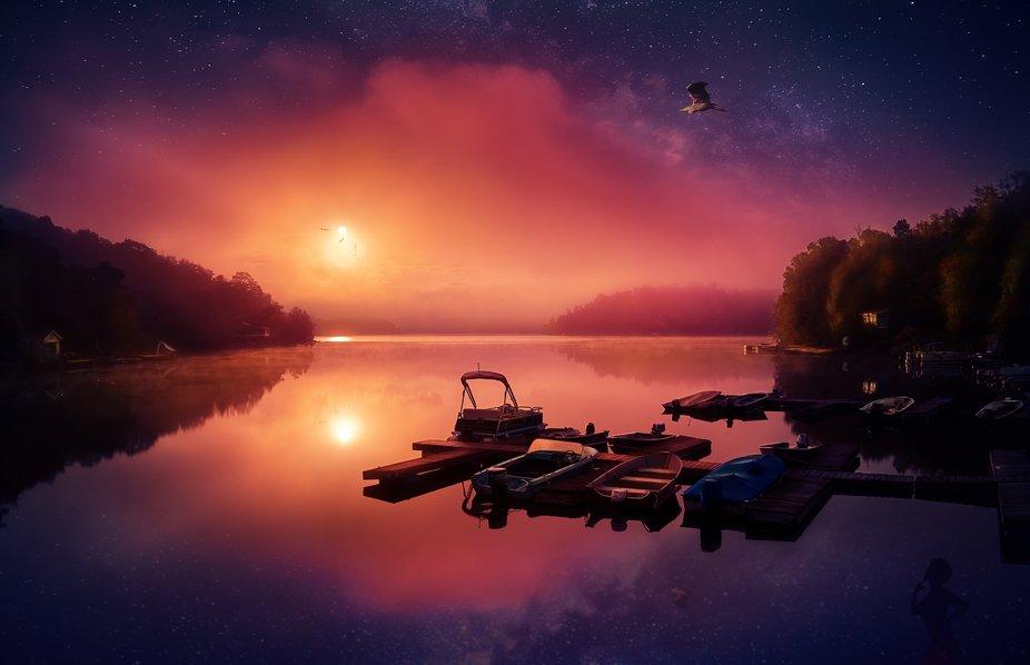 Trout Lake September Sunrise3