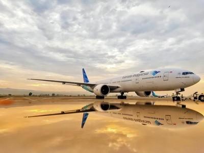 Boeing 777 - 300ER Garuda Indonesia