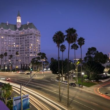 Hotel in Downtown, Long Beach, California