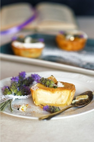 Milk tarts is a delicious dessert, very popular in my country. It is truly a treat!