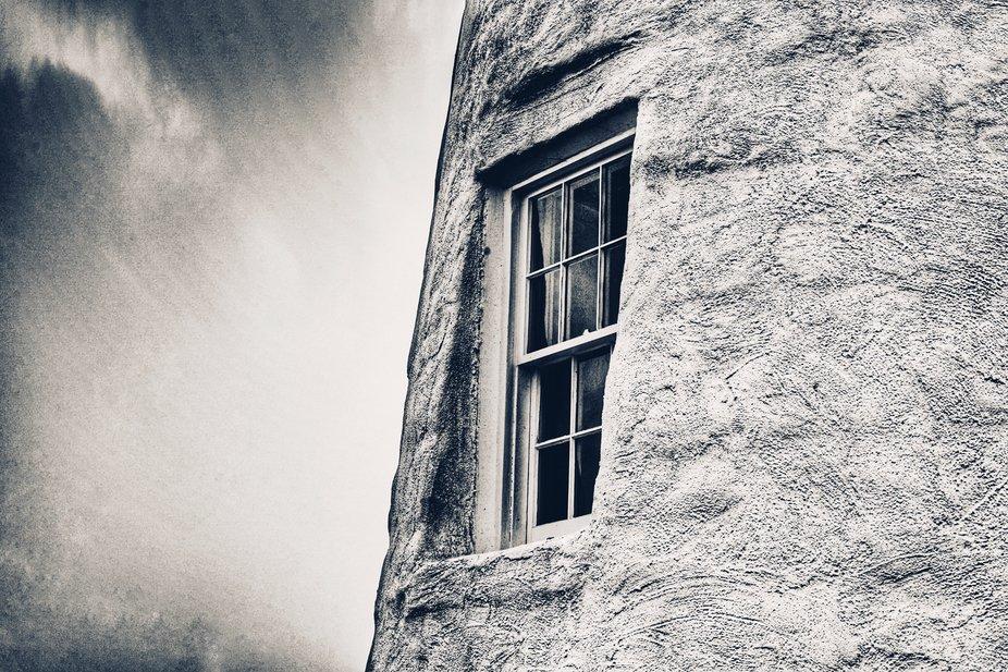 Lighthouse window