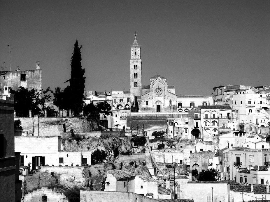 Tribute to Matera, the 2019 European Capital of Culture