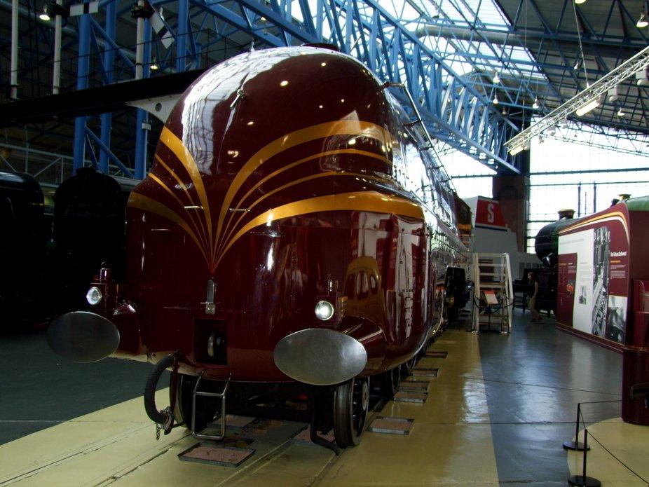 York Rail Museum, Class, Princess Coronation, I