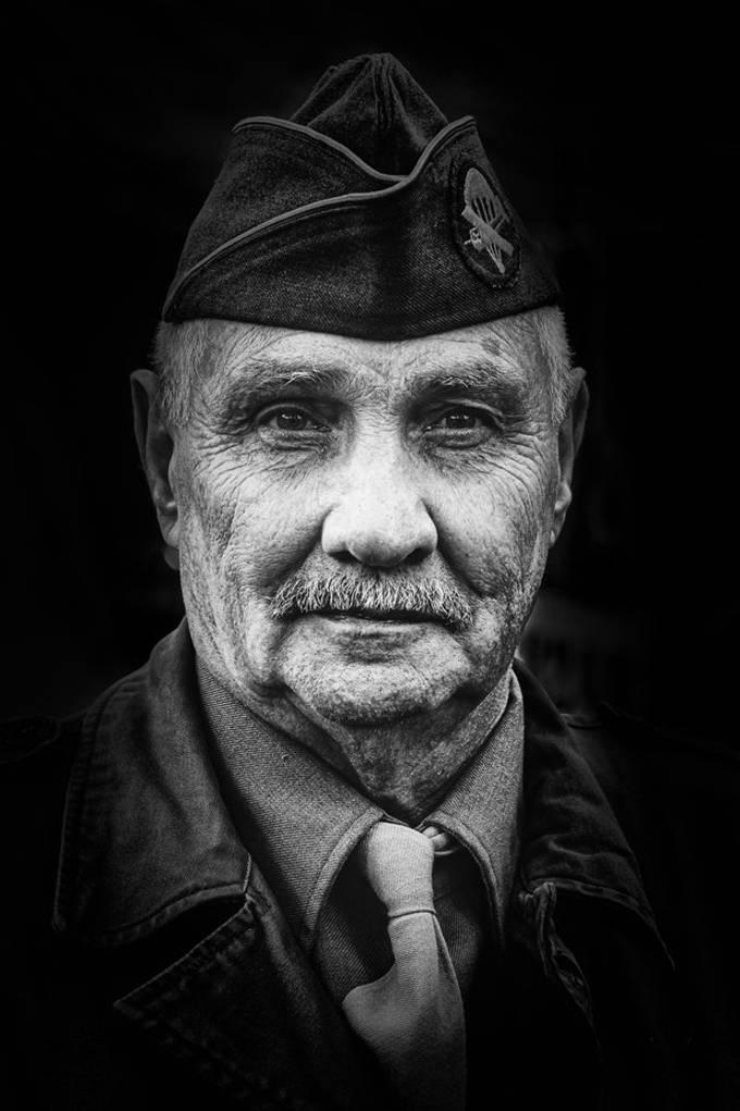 J-c Dieudonné Rasquinet / 75ième anniversaire de la libération de Liège