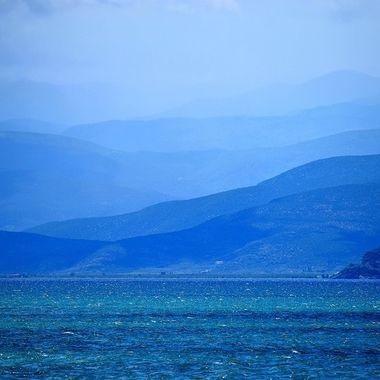 Approaching Paros