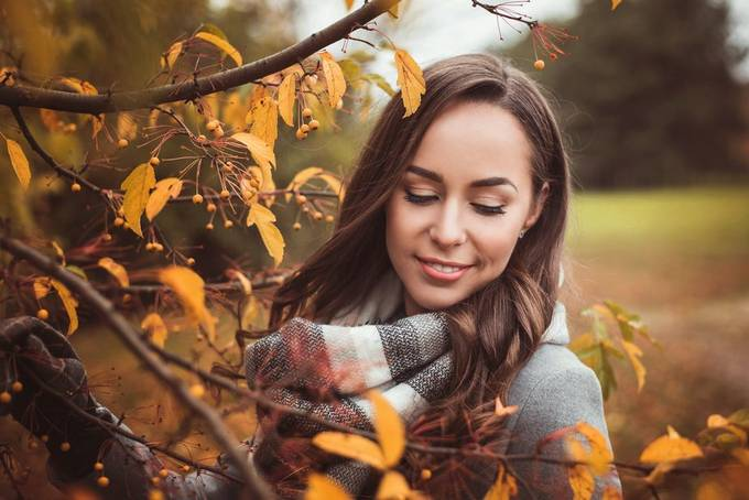 Autumn portrait by KristinaDub - The Beauty Of Autumn Photo Contest 2020