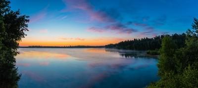 Panorama - Calm Waters