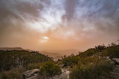 Mt. Kaputar Duststorm _4353