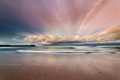 Clouds Flat Rock Beach_0438