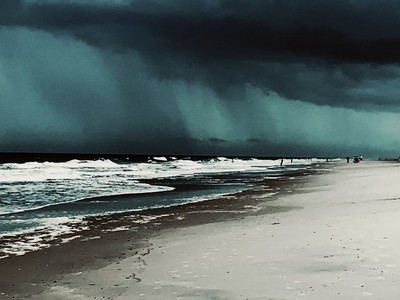 Hurricane Dorian making her way to the Carolinas