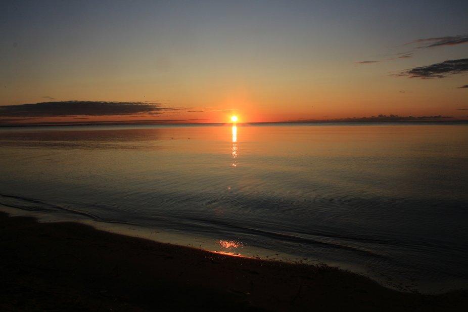 Turkey point sun rise