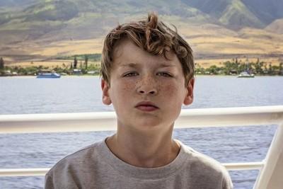 Boat passenger