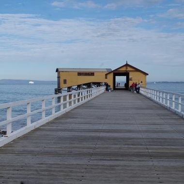 Queenscliff - Pier - IMGP5101.JPG