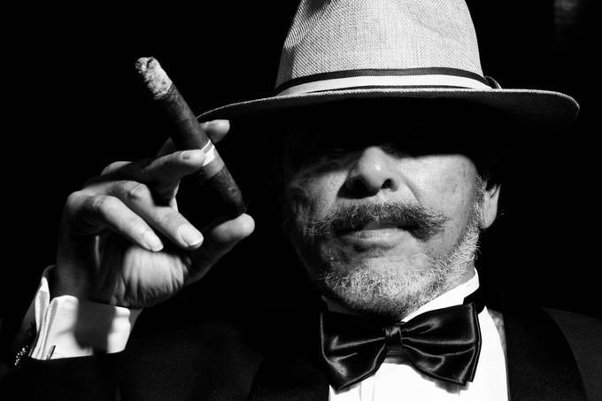Smoke shoot with Don Chris.  20180628 299 Chris.JPG