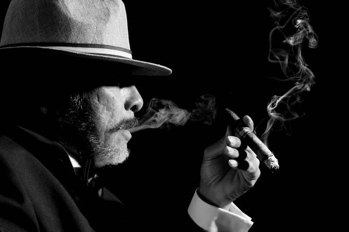 Smoke shoot with Don Chris.  20180628 288 Chris.JPG