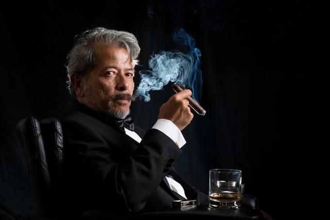 Smoke shoot with Don Chris.  20180628 265 Chris.JPG